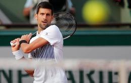 Pháp mở rộng 2017: Thắng thuyết phục Albert Ramos, Novak Djokovic giành quyền vào tứ kết