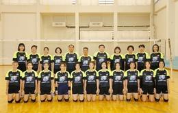 Danh sách ĐT trẻ bóng chuyền nữ Thái Lan tham dự VTV Cup Tôn Hoa Sen 2017