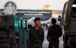 Thái Lan thắt chặt an ninh tại các tỉnh ven biển miền Nam