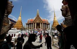 Lượng du khách tới Thái Lan tăng