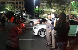 Thái Lan: Nổ bom tại Bangkok, 2 người bị thương