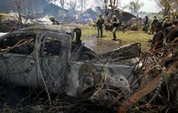 Nổ bom ở miền Nam Thái Lan, 5 người thiệt mạng