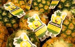 """Thái Lan xây dựng thương hiệu """"Quốc gia hoa quả"""""""