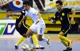 ĐT Thái Lan bảo vệ thành công chức vô địch giải Futsal Đông Nam Á