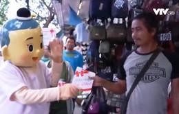 Chiến dịch chống tặng rượu ngày Tết tại Thái Lan