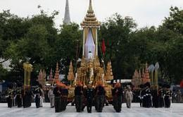 Thái Lan tập dượt tổ chức lễ tang cố Nhà vua Bhumibol Adulyadej