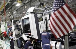 Mỹ thu hẹp thâm hụt thương mại