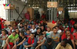 Người tị nạn đối mặt với cái chết trên hành trình di cư