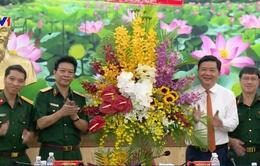 Bí thư Thành ủy TP.HCM Đinh La Thăng thăm các đơn vị y tế nhân Ngày thầy thuốc Việt Nam