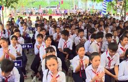 Phát động Tháng cao điểm an toàn giao thông cho học sinh đến trường