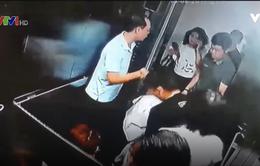 Sự cố thang máy tại chung cư HEI Tower, 2 người bị thương nặng