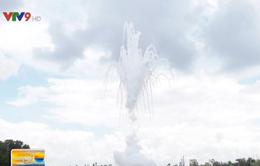Sôi động Lễ hội pháo thăng thiên ở Thái Lan