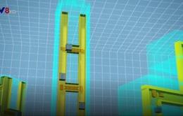 Đức phát triển thang máy đa hướng đầu tiên trên thế giới