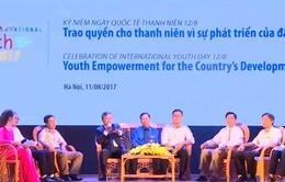 Việt Nam mít tinh kỷ niệm ngày Quốc tế Thanh niên 2017