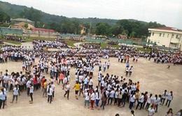 Thanh Hóa: Hàng ngàn công nhân phản đối các quy định bất hợp lý