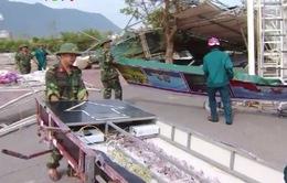 Thủ tướng chỉ đạo khắc phục hậu quả mưa bão tại Hà Tĩnh