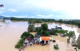 Mưa lũ lịch sử tại miền Bắc và Bắc miền Trung gây thiệt hại thảm khốc