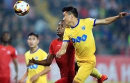 FLC Thanh Hóa 1 - 1 CLB Hải Phòng: Ngôi đầu lung lay
