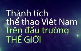 ẤN TƯỢNG: Thành tích Thể thao Việt Nam trên đấu trường thế giới