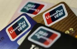 """Trung Quốc: UnionPay ghi nhận kỷ lục thanh toán thẻ trong """"Tuần lễ vàng"""""""