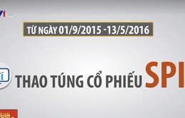 Thao túng cổ phiếu SPI, một phụ nữ bị xử phạt gần 9,9 tỷ đồng