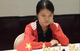 Thảo Nguyên mở màn thành công tại Giải cờ vua nữ vô địch thế giới 2017