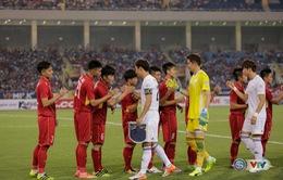 Trận đấu thắt chặt mối quan hệ Việt Nam - Hàn Quốc