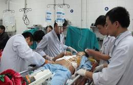 Tai nạn giao thông chiếm 1/3 số ca cấp cứu trong những ngày Tết