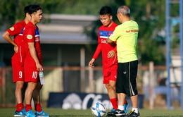 TRỰC TIẾP BÓNG ĐÁ, U23 Thái Lan - U23 Việt Nam: Tranh hạng 3 M-150 Cup 2017 (16h00 trên VTV6)