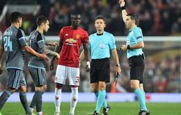 """Lập """"kỳ tích"""" ở Europa League, Man Utd vẫn lo ngay ngáy"""