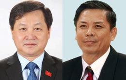 Hai Bí thư Tỉnh ủy được giới thiệu làm Bộ trưởng Bộ GTVT và Tổng thanh tra