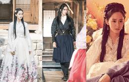 """Phim cổ trang của Yoona (SNSD) gây """"sốt"""" với phục trang siêu đẹp"""