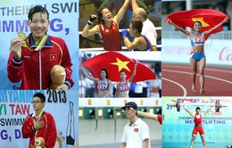 Thể thao Việt Nam trước việc gia tăng số lượng VĐV trọng điểm