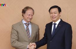 """Đề nghị EU sớm rút """"thẻ vàng"""" đối với thủy hải sản Việt Nam"""
