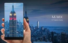 Màn hình Xiaomi Mi MIX 2 chiếm tới 93% diện tích thân máy
