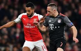 Arsenal xác nhận đá lại với Bayern Munich
