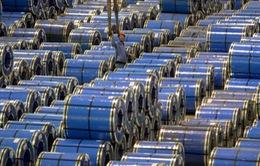 Mỹ áp đặt thuế chống bán phá giá thép với 7 quốc gia