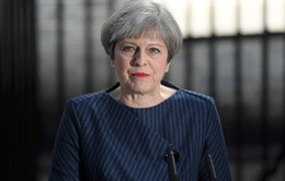Thủ Tướng Anh bất ngờ kêu gọi tổng tuyển cử sớm