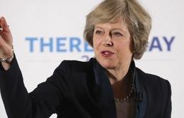 Thủ tướng Anh bày tỏ quyết tâm hàn gắn đất nước