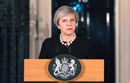 """Thủ tướng Anh lên án vụ tấn công """"bệnh hoạn và xấu xa"""" ở London"""
