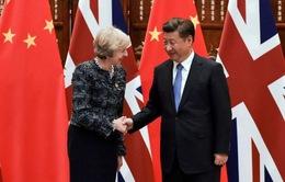 """Trung Quốc hoan nghênh Anh tham gia dự án """"Con đường tơ lụa"""""""