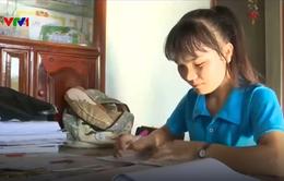 Thí sinh vùng lũ chuẩn bị kỳ thi THPT Quốc gia 2017