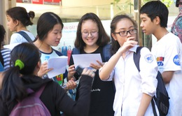 Học sinh Hà Nội thi vào lớp 10 chuyên trong hai ngày 8 và 9/6