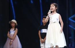Vietnam Idol Kids 2017: Cô bé khiếm thị Minh Hiền khiến giám khảo lặng người khi hát về mẹ