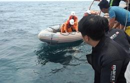 Tìm thấy thi thể thuyền viên vụ chìm tàu cá