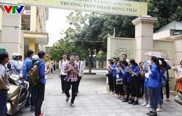 Thi THPT Quốc gia 2017: Đề thi KHTN không quá khó, có tính phân loại cao