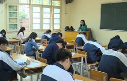 Học sinh Hà Nội thi thử THPT quốc gia 2016