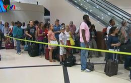 Gần 740.000 người nước ngoài quá hạn thị thực ở Mỹ