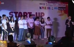 Start up Francophone - Cuộc thi khởi nghiệp dành cho thanh niên Pháp ngữ