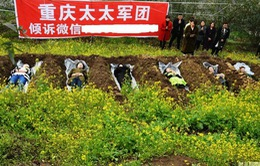 Thiền giả chết - Liệu pháp tinh thần cho phụ nữ sau ly hôn ở Trung Quốc